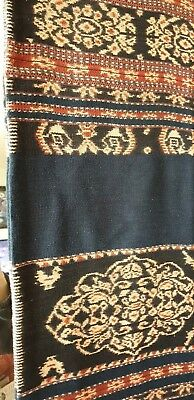 Old Savu Island Hand Made Ikat with Traditional Pattern  …beautiful hand grown a
