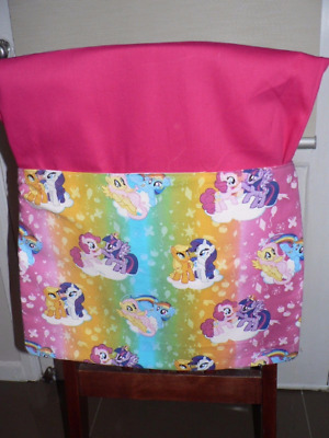 Handmade Chair Bags My Little Pony Print First Name Embroidered Free