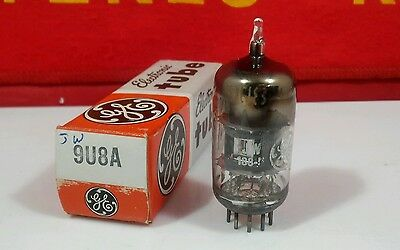 9U8A GE Vacuum Tube Hickok Tested 100/100%