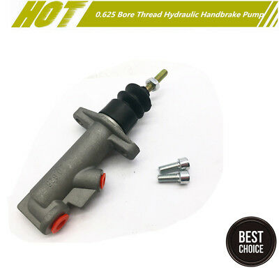 Stable Brake Clutch Master Cylinder 0.625 Bore Thread Hydraulic Handbrake Pump