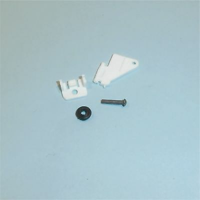 Dinky Toys 715 Beechcraft Baron White Plastic Wheel and Cover Unit