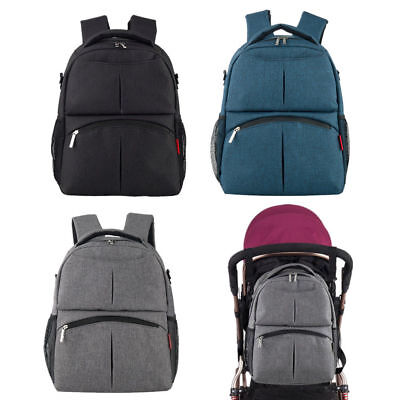 Multifunction Mummy Mother Baby Diaper Bag Large Capacity Maternity Backpack SP