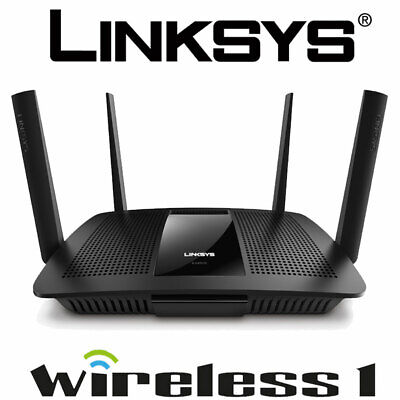 All NEW Linksys EA8500 Max-Stream AC2600 MU-MIMO Smart Wi-Fi Router