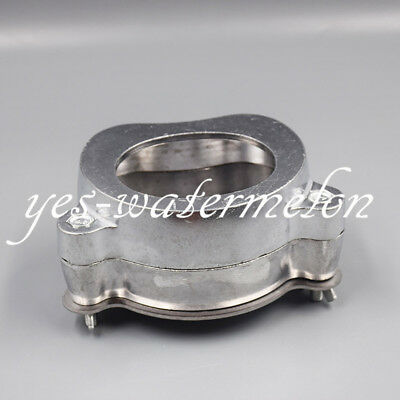 Aluminium Denture Flask Compressor Parts Resuable Dental Lab Press Equipment