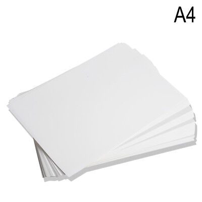 200 Sheets Dye Sublimation Heat Transfer Paper for Polyester Cotton T-Shirt A4