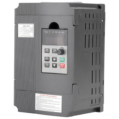 3-phasige 1.5KW Frequenzumrichter Variable Frequency Driver 220V PWM-Steuerung