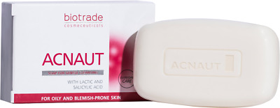 Acne Out Soap Bar For Oily Skin With Pimples,Removes Blackheads 100g By Biotrade