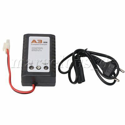 Plastic AC100-240V 20W A3 Battery Balance Charger CT0024 with Charger Cable