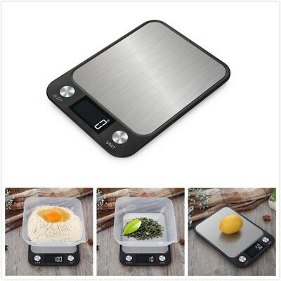 5kg/ 10kg Digital Scale Electronic Kitchen Weight Cooking Food LCD Balance Scale
