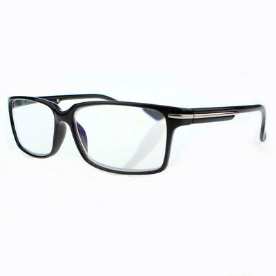 Men Black Frame Classic Shortsighted Reading Glasses Myopia Glasses -1.0 -1.75-6