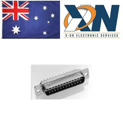 1pcs 206501-4 - TE Connectivity - D-Sub High Density Connectors RECEP