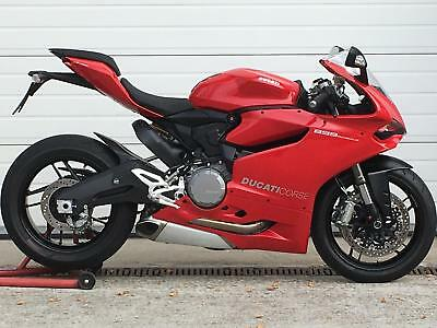 Ducati 899 Panigale ABS - immaculate example only 3648 miles !!