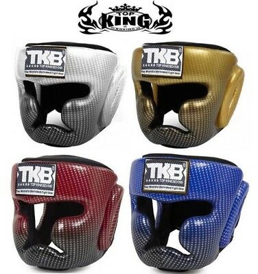 TOP KING BELLY PADS SPECIAL WHITE M L XL GUARD PROTECTOR MUAY THAI BOXING MMA K1