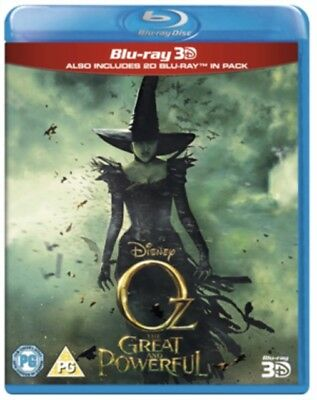 Oz - The Great et Fort 3D+2D Blu-Ray Blu-Ray Neuf (BUY0204501)