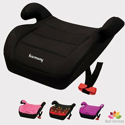 PORTABLE CAR SEAT BOOSTER Toddler Kid Child Baby Girls Cushion Pad Travel Safety