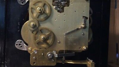 New Old Stock Solid 340-020K Hermle  Clock Movement