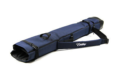 Century Sea Fishing Rod Quiver Holdall - Navy Blue for 2 to 4 rods