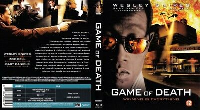 Game of Death (Wesley Ataca desde un escondite) BLU-RAY NUEVO EN BLÍSTER
