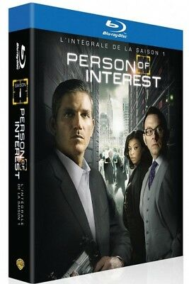 Person of interest temporada 1 integral ESTUCHE BLU-RAY NUEVO EN BLÍSTER