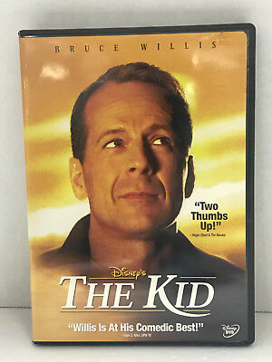 The Kid (DVD) Disney Movie With Bruce Willis