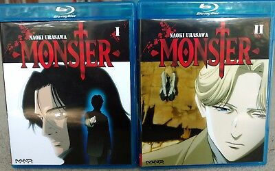Monster anime complete series english dubbed