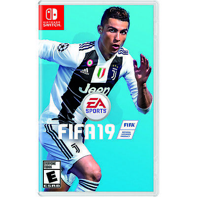 FIFA 19 Switch [Brand New]