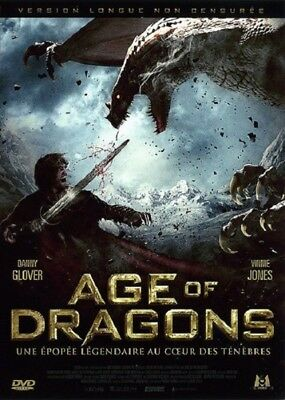 Age Of Dragons DVD NEUF SOUS BLISTER