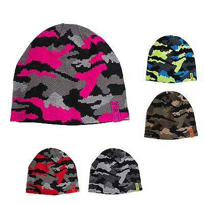 Fxr Platoon Camo Beanie Hat Cap - One Size - New - Great Gift!
