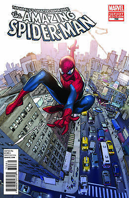 The Amazing Spider-Man #700 Marvel Comics VF