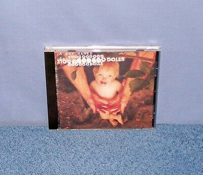 A Boy Named Goo - By Goo Goo Dolls (CD, Mar-1995, Metal Blade)