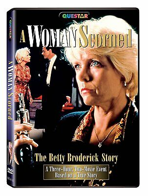 A Woman Scorned: The Betty Broderick Story- New Dvd- Free Shipping