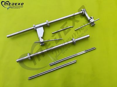 Femoral Distractor Full Set Orthopaedic Medical Surgical Instrument By Medexo