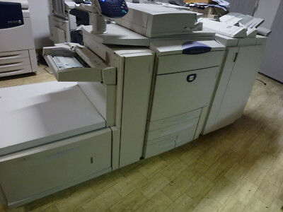 Xerox DocuColor 240, DC 240, Farb- Kopierer -  Digital Drucker