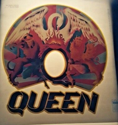 ***MARKED DOWN*** VINTAGE ORIGINAL Queen T-Shirt Transfer