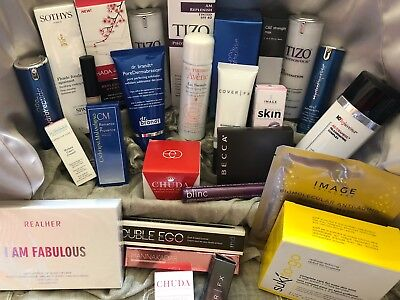 Beauty  Box  💄Lot of Mixed  Professional & Upscale Brands ~ All New ~