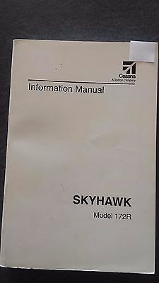 c2f2a74a80d CESSNA 172S POH Information Manual -  69.00