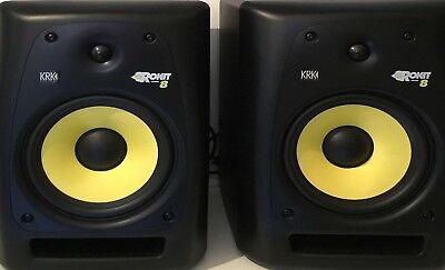 KRK ROKIT8G3 Powered Portable Studio Monitor