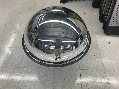 """#1 Industrial Rated 26"""" Diameter Acrylic Safety & Security Full Dome Mirror"""