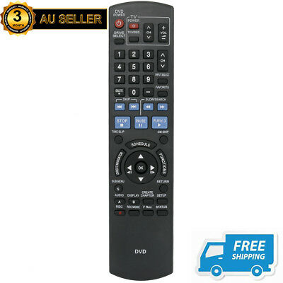 New N2QAYB000196 Replaced Remote Control for Panasonic DVD Recorders DMR-EZ28
