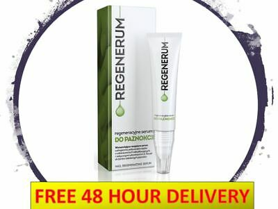 REGENERUM regenerating nails serum even for very brittle and fragile nails