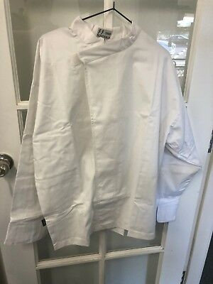 Chef Jacket - JJ Chef - Small - White