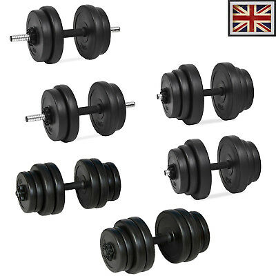 15/30/40 KG Dumbbell Set Home Gym Exercise Training Fitness Free Weight non-slip