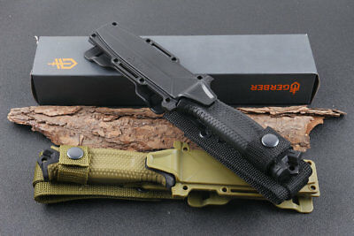 Gerber StrongArm Coyote Fixed Blade Survival Hunting Camping Knife WIL-DK-51