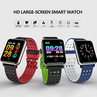 Smartwatch Reloj Inteligente Impermeable Pulsómetro Podómetro M19 of Android IOS