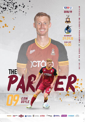 18/19 Bradford City v Bristol Rovers