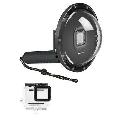 "6"" Underwater Photography Dome Port for GoPro Hero 7 camera"