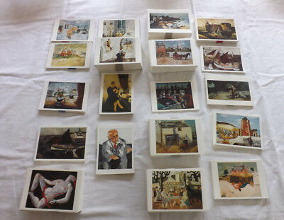 Job Lot x 1000 Art Postcards 19 Paintings By Christopher Wood Tate Gallery PC440
