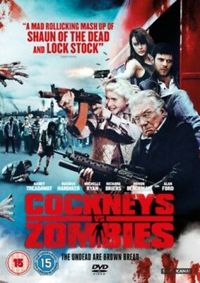 Cockneys Vs Zombies Blu-Ray Neu Blu-Ray (OPTBD2079)