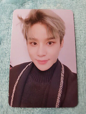 45)NCT 2018 1st Album EMPATHY Jungwoo Type-A Photo Card Official K-POP(41