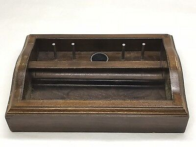 Vintage Wooden Sewing Box/Caddy